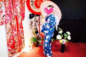 海外からお越しのお客様です^_^桜🌸模様のお着物をお選び頂きました。お時間の無い中、ご利用ありがとうございます😊浅草観光楽しんで下さいね😊 來自海外的客人,選擇櫻花模樣的和服,在行程緊湊之下謝謝您來店體驗,祝您淺草觀光愉快