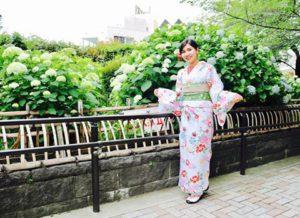 タイランドからお越しのお客様です和服体験ありがとうございます😊とてもお似合いで可愛いです。浅草観光楽しんで下さいね💕 來自泰國的客人,謝謝您體驗本店的和服,祝您在日本玩的愉快!