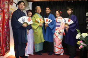 #マレーシア からお越しのお客様です。和服体験ありがとうございます( ^-^)ノ楽しい #日本旅行 楽しんで下さいね\(◎o◎)/ 來自馬來西亞的客人!來日本旅行順便體驗一下日本和服文化!兩位女士很美麗,四位男士很帥氣!願今日的和服體驗能讓這次的日本之旅增添一段難忘美好的回憶!!