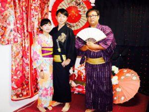 台湾からお越しのお客様です💕 伝統的な浴衣をお選び頂き浅草観光です😊初めての和服体験ありがとうございます👘楽しんで来てくださいね🎵 來自台灣的客人,第一次體驗傳統的浴衣,謝謝您們,祝您們在淺草玩的愉快💞😊