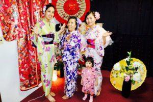 香港からお越しのお客様です💗 ご家族で浴衣体験して頂きました👘 とてもお似合いで素敵です(*^▽^*)💕 浅草観光楽しんで下さいね(*^▽^*) 來自香港的一家人,大家都很可愛呢!謝謝你們來淺草體驗浴衣😊祝大家玩得開心‼️