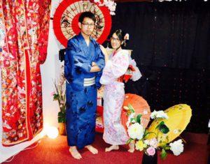 香港からお越しのお客様です。初めての和服体験ありがとうございます💕仲良しプランをご利用頂きました。👘☺️✨✨ 來自香港的客人,第一次體驗日本傳統和服,並且使用本店的好友方案唷!