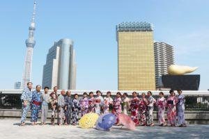 台湾からお越しのお客様です😊 皆様とても素敵に着こなして頂きました👘💕素敵な日本旅行にしてくださいね💕 來自台灣的團體客人,非常適合大家喔!祝您們有個愉