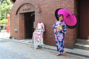 到東京旅行準備在淺草觀光的客人,祝您們在淺草觀光愉快!❤️