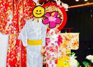 台湾からお越しのお客様です💗伝統的な浴衣をお選び頂きました👘浴衣体験ありがとうございます😊浅草観光楽しんで下さいね。 來自台灣的客人,選擇了傳統風格的浴衣,很適合兩位呢!祝兩位在淺草玩的愉快!
