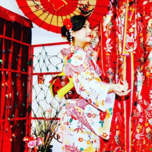 台湾からお越しのお客様です👘。新柄のお着物をお選び頂きました💕。浅草観光を楽しんでくださいね❣️❣️〜 來自台灣的客人,選擇新款的和服體驗,祝您逛的開心喔