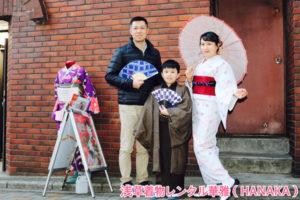 海外からお越しのお客様です😊❤️当日プランをご利用頂きました!日本旅行の記念にご家族で和服体験です👘✨お二人ともお似合いで素敵ですね!!浅草観光楽しんでくださいね🎵 來自海外客人們,當天體驗方案!來日本旅行家族一同來體驗和服,兩位都很合適喔!祝您們玩的開心