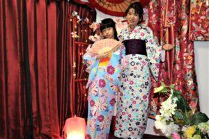 台湾 お母さま お嬢様 和服体験