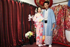 結婚記念 日本 和服体験