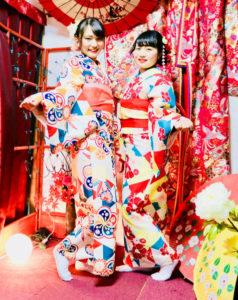 #女子会 #旅行 で #浅草観光 に #和服体験  👘してお出掛けです。楽しんでくださいね❤️ 朋友们一起穿着和服在浅草观光好开心呢❣️😊