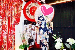 上品なお着物がとてもお似合いで素敵です(^ ^)浅草散策楽しんで下さいね。 客人選擇了非常優雅的和服,很適合您。祝福您們在淺草觀光愉快。