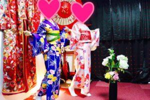 台湾からお越しのお客様です。艶やかなお着物をお選び頂きました❤️和服体験ありがとうございます^_^浅草観光楽しんで下さいね(^∇^) 來自台灣的客人 ,選擇了非常鮮明色彩的和服,非常適合您們唷!祝福您們在淺草觀光愉快。