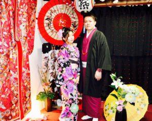 台湾からお越しのお客様です。着物体験ありがとうございます^_^とてもお似合いで可愛いです。浅草観光楽しんで下さいね💕 來自台灣的客人,謝謝您們體驗本店的和服,非常適合您們唷!祝福您們在淺草觀光愉快。