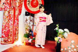 台湾からお越しのお客様です。可愛い着物をお選び頂きました💕とてもお似合いです、日本観光楽しんで下さいね💕 來自台灣的客人,選擇了很可愛活潑的和服,很適合您唷❤️😄祝您們在日本玩得開心😘