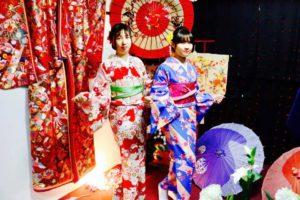 台湾からお越しの親子のお客様です💕 着物限定キャンペーンプランご利用頂きました👘初めての和服体験ありがとうございます😊楽しんで下さいね(*^▽^*) 來自台灣的母女,謝謝您第一次體驗和服,祝您玩得愉快