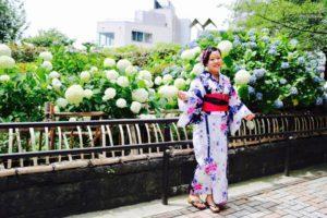 香港からお越しのお客様です。和服体験ありがとうございます😊浅草観光楽しんで下さいね\(^o^)/ 從香港來的客人,謝謝您體驗本店和服~祝您在淺草玩得開心。