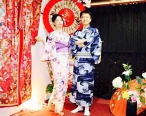 海外からお越しのお客様です💕和服体験ありがとうございます😊日本旅行楽しんで下さいね✈️ 來自海外的客人,謝謝您們體驗本店和服,祝您在日本旅遊順心愉快~