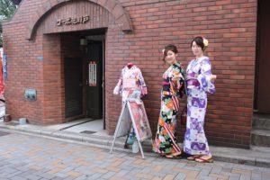 #淺草和服體驗 #日本旅行 #着物美人 #kimono