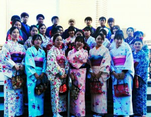 韓国からの29名様です