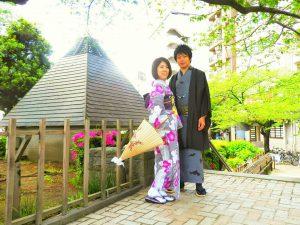 台湾からのお友達とご一緒に着物体験ありがとうございます(●^o^●) 伝統的なお着物がとても素敵ですね\(^o^)/