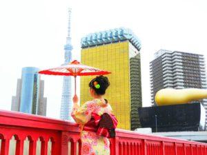 來自台湾的客人~大家都選擇了日本傳統的浴衣,特別好看唷^ー^感謝您們這次的浴衣體驗,希望這次的體驗能給您們留下美好的記憶。