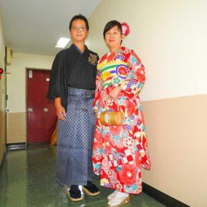 台湾からのお客様です\(^_^)/記念日に振袖と袴を体験して頂きました(^^)雨の中ありがとうございます(^^)/ 台湾來的客人,在結婚日的今天選擇了振袖和袴的体験,振袖真的超級美,太適合您了!希望今天給您留下一個幸福的回憶,祝你們永遠幸福(^^)/!