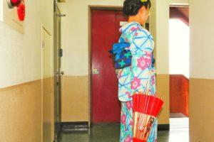 東京江戸ウィークにお出かけいただきました。上野の杜にえどの町、和装イベント開催! 雨の中ありがとうございます(^^)/