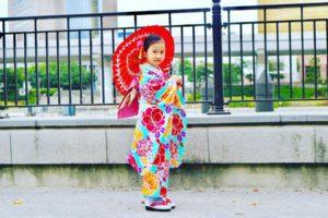 台湾からお越しのお客様です💗 伝統的な豪華な振袖をお選び頂きました👘💗とても可愛いですね😍伝統体験ありがとうございます(*^◯^*) 来自台湾的小美女、选择了振袖体验😊超级可爱,是个美丽的小公主噢💕刚一出门就成了小明星,好多人邀请一起拍照呢、愿今天的和服体验给你带来美好的回忆