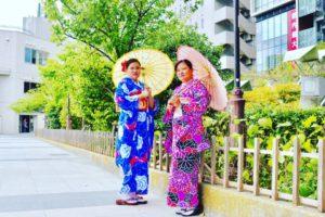 海外からのお客様です。日本伝統的な本振袖を体験頂きました。ありがどうございます  來自海外的客人,今天刚刚好是生日、祝您生日快乐🎂🎉、并且体验了日本最传统的和服、振袖款💕💕超级可爱漂亮、愿您在日本玩的一切顺利✨✨
