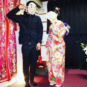 台湾からお越しのお客様です(^^)v初めての和服体験で、振袖をお選び頂きました(^^)とてもお似合いで素敵です(^^)v浅草観光楽しんで下さいました。 來自台灣的客人(^^)選擇了豪華版金線銀線傳統振袖和服,漂亮華麗,非常適合(•ө•)♡相信今天的振袖體驗能讓這次的日本旅程增添一段美好難忘的回憶❤