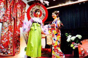 台湾からお越しのお客様です(^^)お着物をお選び頂きました^_^とてもお似合いで可愛いですね💕日本旅行浅草を楽しんでくださいね(^∇^)來自台灣的客人(^^)v非常適合兩位唷,祝您們在淺草玩得盡興唷(^^)(^^)