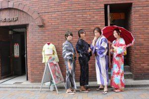 #浴衣レンタル #淺草和服體驗 #日本旅行