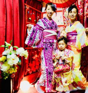 #香港 からお越しの #かわいい ご家族です