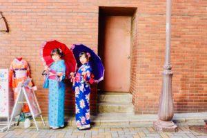 なかよしお友達とご一緒に、浅草観光!