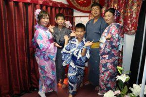 楽しそうな台湾のご家族様です。#family #Taiwan