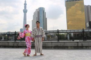 來自香港的可愛情侶!