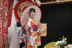 海外からお越しのお客様です💗日本旅行✈️で、和服体験をして頂きました。伝統的なお着付けし、とても気に入って頂きました。ありがとうございます👘😊 浅草観光楽しんで下さいね💕 來自海外的客人們,來日本旅遊體驗和服,感受我們傳統的著裝方式,非常中意。謝謝您。祝您在淺草觀光的愉快。