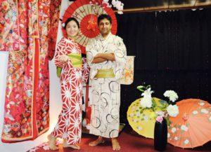 イギリスからお越しのお客様です。#伝統 的な #夏浴衣 をお選び頂きました。和服体験ありがとうございます💕#日本旅行 楽しんで下さいね🎵 來自英國的客人,體驗日式傳統的夏日和服,謝謝您,希望能在您這次的日本旅行中留下美好回憶