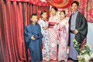 來自馬來西亞的家族