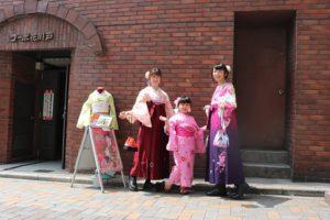 來自台灣的客人#袴褲#特別體驗