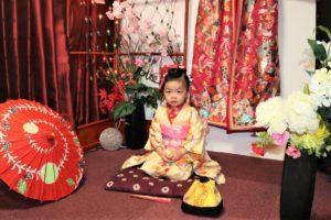 來自香港的可愛小女孩~