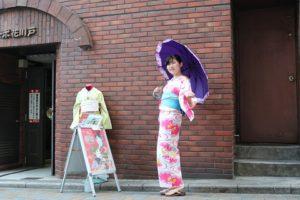 來自中國的美人#淺草散策