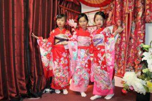 華人新年一起體驗振袖