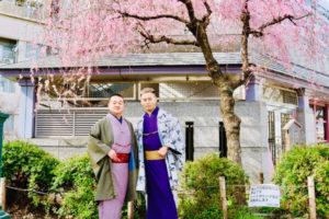 來自海外的客人們,經由日本朋友推薦來本店體驗喔!!祝您們玩得開心