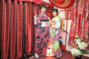 來自香港的兩位美女! 謝謝您們的光臨^^