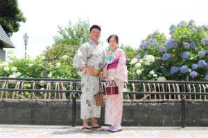 香港からお似合いのカップル、素敵で可愛らしいですね!