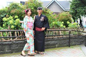 香港のカップル