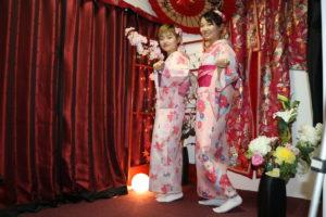 #香港 #PINK #Kimono #Cute