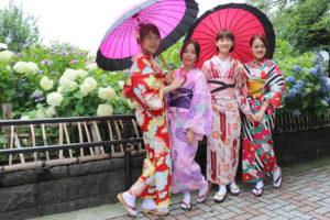 台湾からのなかよしグループ