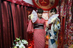 #着物レンタル #人力車と着物 #卒業式袴
